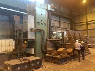 Titan AFP 200 Bettfräsmaschinen, Bohrwerke-0