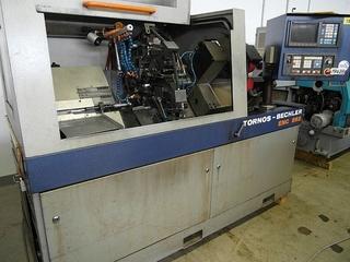 Tornos-Bechler ENC 262 Langdrehmaschinen-0