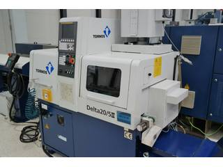 Tornos Delta 20 / 5 II Langdrehmaschinen-0