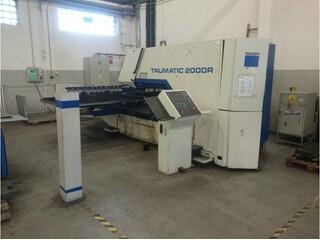 Trumpf TC 2000 R CNC Stanzen-2