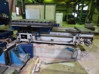 Union BFP 130 / 6 Bettfräsmaschinen, Bohrwerke-4