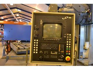 Union BFT 110 - 8 Bettfräsmaschinen, Bohrwerke-4