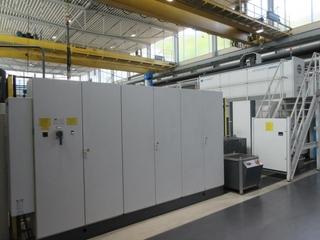 Unisign Unicom 6000, Fräsmaschine Bj.  2012-9