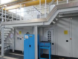 Unisign Unicom 6000, Fräsmaschine Bj.  2012-6