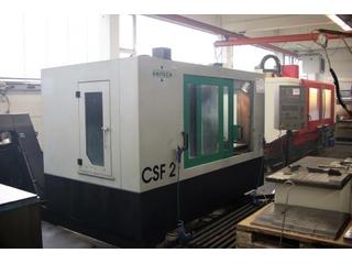 Fräsmaschine Unitech CSF 2-1