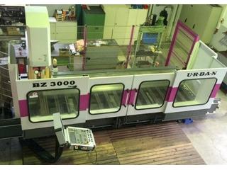 Fräsmaschine Urban BZ 3000-0