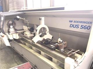 Drehmaschine VDF - Boehringer DUS 560-5