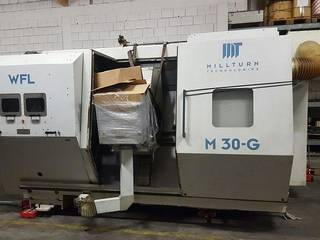 Drehmaschine WFL M30 G-3
