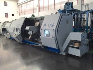 Drehmaschine WFL Millturn M 100-1