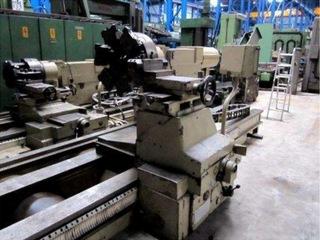 Drehmaschine WMW Niles DPS 1400 / DPS 1800 / 1-2