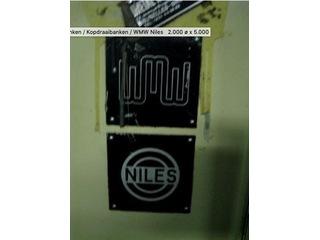 Drehmaschine WMW Niles DPS 1400 / DPS 1800 / 1-5