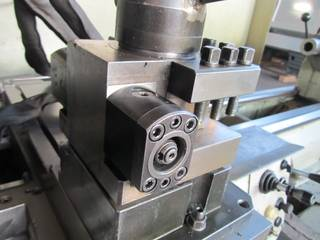 Drehmaschine Weiler E 50 D2 x 2000-12