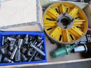 Drehmaschine Weiler E 50 D2 x 2000-13