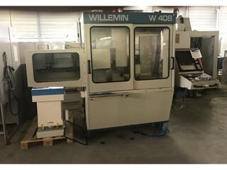 Willemin-Macodel W 408, Fräsmaschine Bj.  1998-9