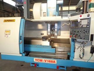 YCM Supermax V 168 A, Fräsmaschine Bj.  1998-1