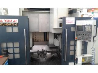 Drehmaschine You Ji VTL 1000 + C-0