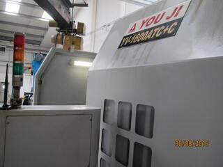 Drehmaschine You Ji YV 1600 ATC + C-8