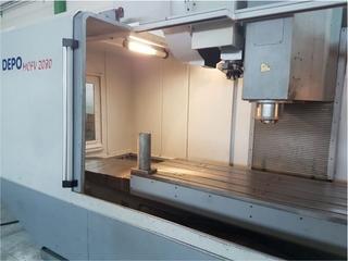ZPS MCFV 2080, Fräsmaschine Bj.  2008-1