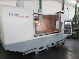 ZPS MCFV 2080, Fräsmaschine Bj.  2008-3