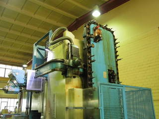 Zayer 30 KCU 5000 Bettfräsmaschinen-1