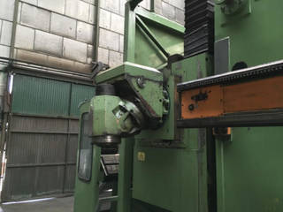 Zayer 30 KCU  10000 Twin Travelling Column Bettfräsmaschinen-9