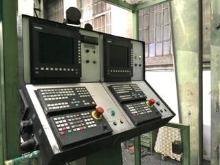 Zayer 30 KCU  10000 Twin Travelling Column Bettfräsmaschinen-5