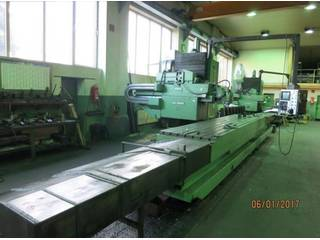 Zayer KF 5000 CNC 4700 Bettfräsmaschinen-0