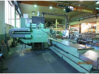 Zayer KF 5000 CNC Bettfräsmaschinen-1