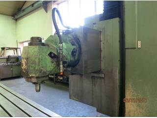 Zayer KF 5000 CNC Bettfräsmaschinen-2