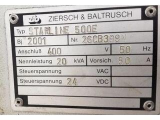 Schleifmaschine Ziersch + Baltrusch Starline 500 E-4