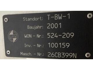 Schleifmaschine Ziersch + Baltrusch Starline 500 E-5