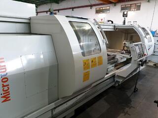 Drehmaschine Challenger Microturn BNC 22120X-8