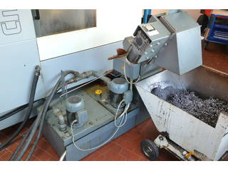 Chiron FZ 12 W, Fräsmaschine Bj.  2000-4