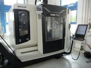 Fräsmaschine DMG CMX 70 U-0