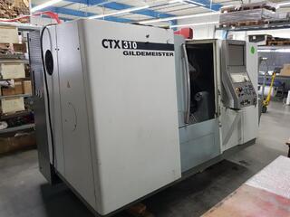 Drehmaschine DMG CTX 310 V3-0