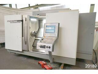Drehmaschine DMG CTX 420 linear-0