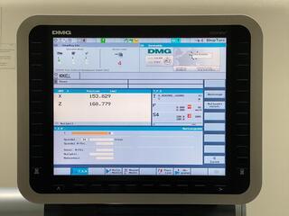 Drehmaschine DMG CTX Beta 800-9