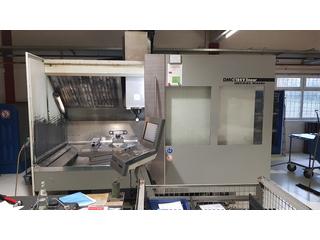 DMG DMC 104 V, Fräsmaschine Bj.  2003-0