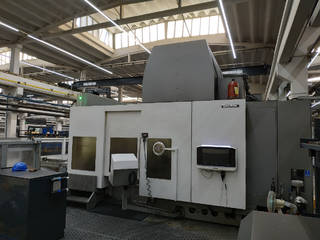 DMG DMC 200 U, Fräsmaschine Bj.  2001-1