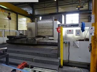 Fräsmaschine DMG DMC 200 U  2 apc-2