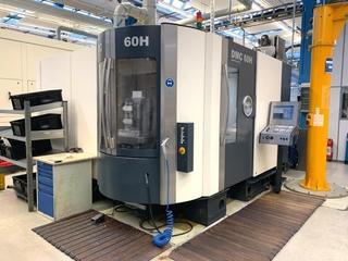 Fräsmaschine DMG DMC 60 H-0