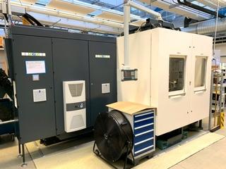 Fräsmaschine DMG DMC 60 H-10