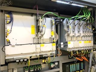 Fräsmaschine DMG DMC 60 H-11