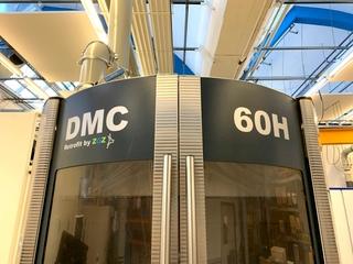 Fräsmaschine DMG DMC 60 H-13