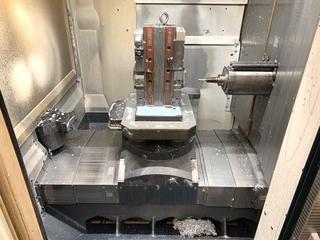Fräsmaschine DMG DMC 60 H-2