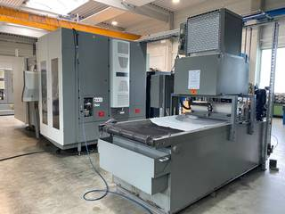 Fräsmaschine DMG DMC 60 H linear-9