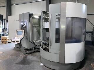Fräsmaschine DMG DMC 60 T RS 3-7
