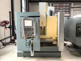 DMG DMC 635 V, Fräsmaschine Bj.  2005-5