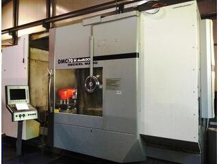 DMG DMC 70 H duoBlock, Fräsmaschine Bj.  2007-0