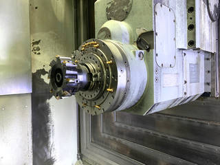 Fräsmaschine DMG DMC 80 H doubock-1